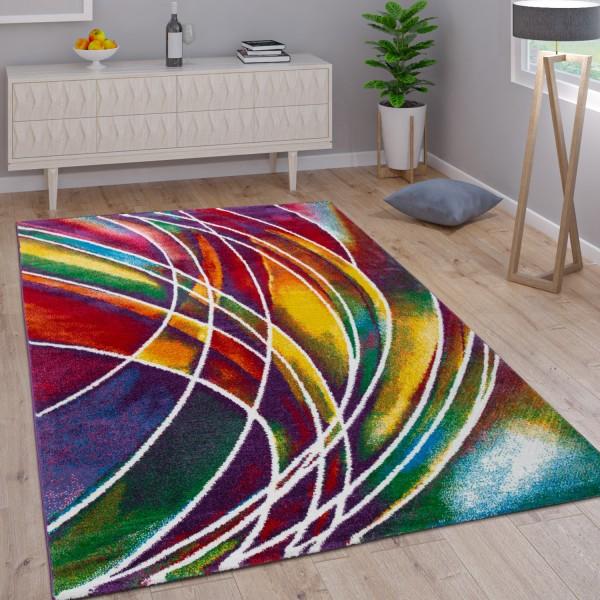 Teppich Splash Linien