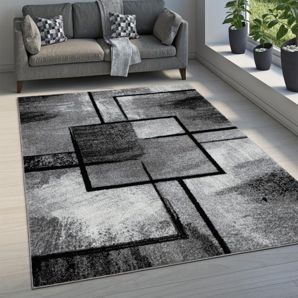 Teppich Esszimmer Abstraktes Geometrisches Muster
