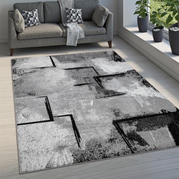 Teppich Esszimmer Abstraktes Muster Geometrisch